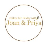 Follow Me Friday with Joan & Priya podcast