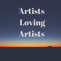 Artists Loving Artists podcast