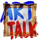 Image of Art Talk podcast