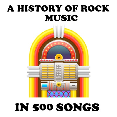 A History Of Rock Music in Five Hundred Songs:Andrew Hickey