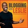 Blogging with Leslie artwork