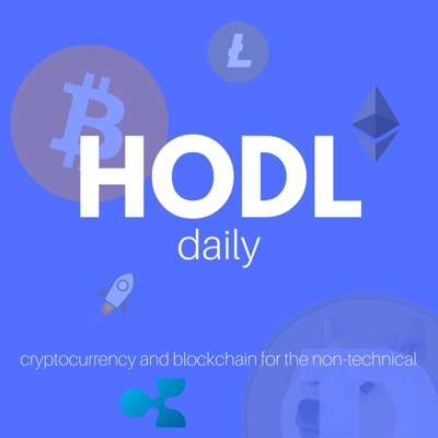 HODL Daily —Bitcoin, Blockchain, Cryptocurrency, Ethereum, Litecoin and Altcoins for the Non-Technical:J.C. Hiatt