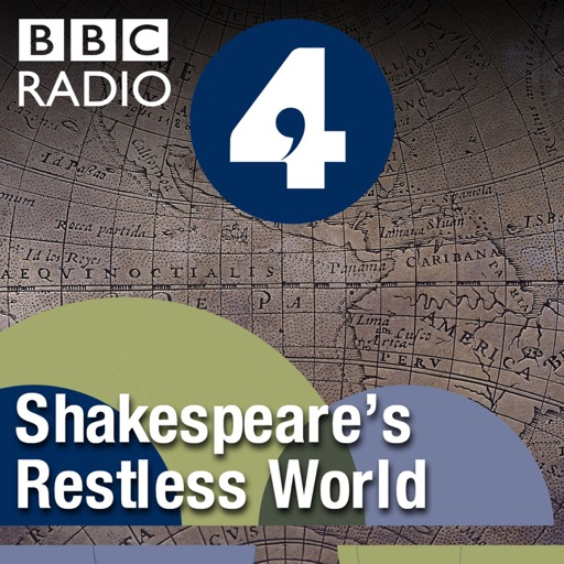 Cover image of Shakespeare's Restless World