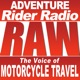 Adventure Rider Radio RAW Motorcycle Roundtable Talks