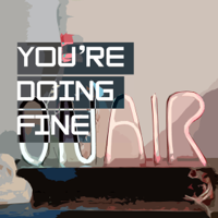 You're Doing Fine podcast