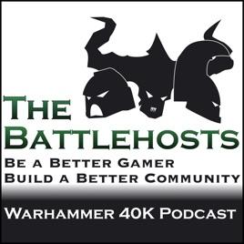 The Battlehosts - A Warhammer 40k Podcast: Episode 93: Breaking out