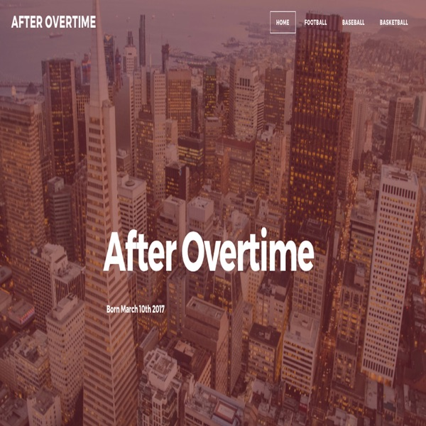 AFTEROVERTIME