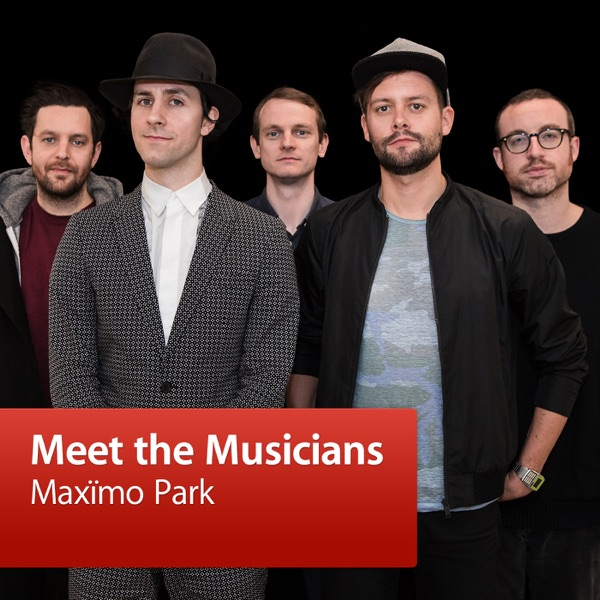 Maxïmo Park: Meet the Musician