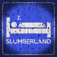 Podcast cover art for Slumberland