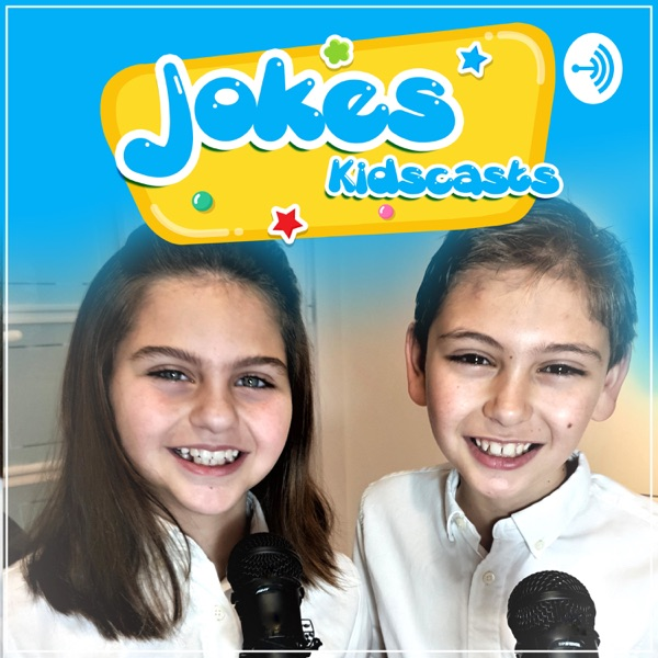 Jokes by Kidscasts.com podcast show image