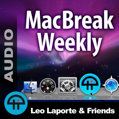MacBreak Weekly (MP3):TWiT