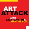 Art Attack w/ Lizy Dastin and Justin BUA artwork