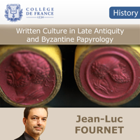 Written Culture in Late Antiquity and Byzantine Papyrology podcast