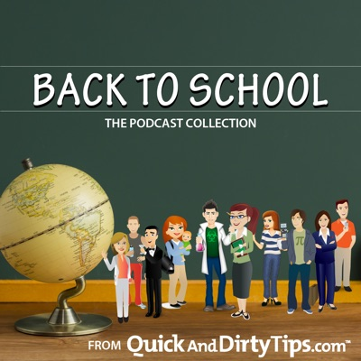 Quick and Dirty Tips for Going Back to School:macmillan holdings, llc