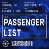 Passenger List artwork