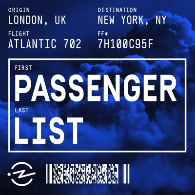 Passenger List:Passenger List and Radiotopia