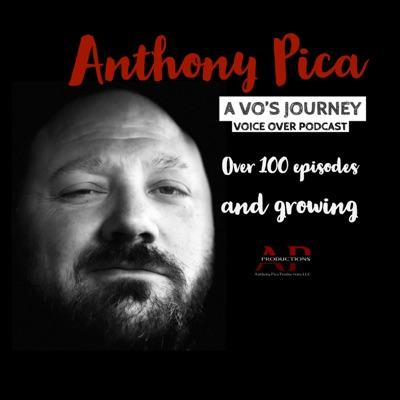 A VO's Journey: Voiceover and more voice over