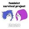 Feminist Survival Podcast artwork