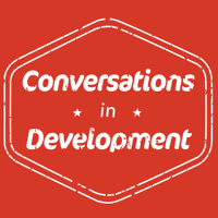 Conversations in Development podcast