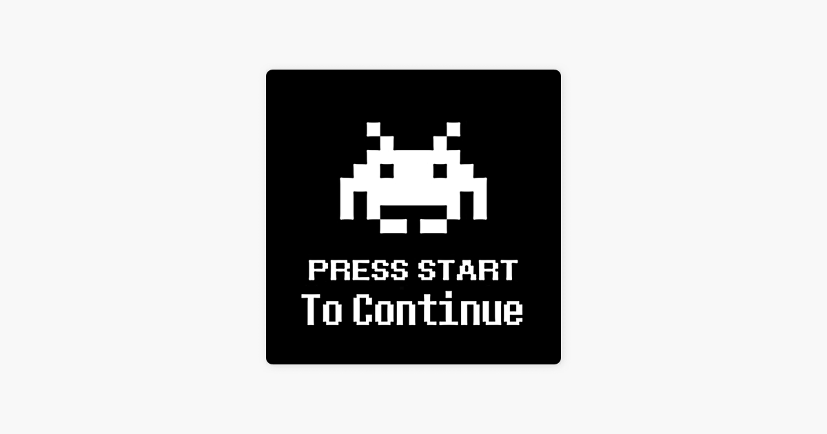 Press Start to Continue DLC on Apple Podcasts