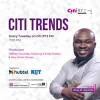 #CitiTrends podcast