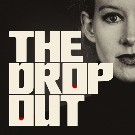 Cover image of The Dropout