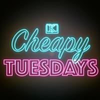 Cheapy Tuesdays podcast