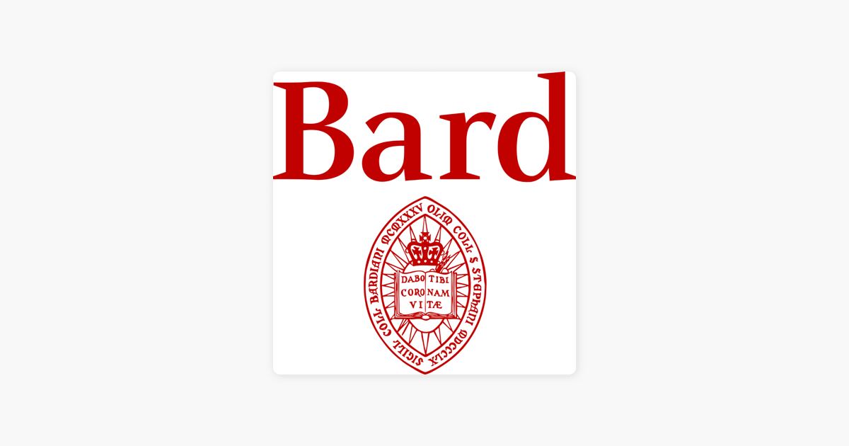 Bard College Office of Admission on Apple Podcasts