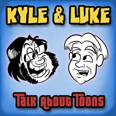 Kyle and Luke Talk About Toons #148: If Shredder is Ra's al Ghul, I'll Flip Every Table in Burbank