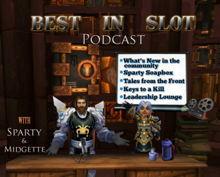Cover image of Best In Slot Podcast