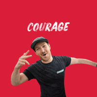 Courage Adventures podcast