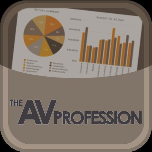 Cover image of The AV Profession