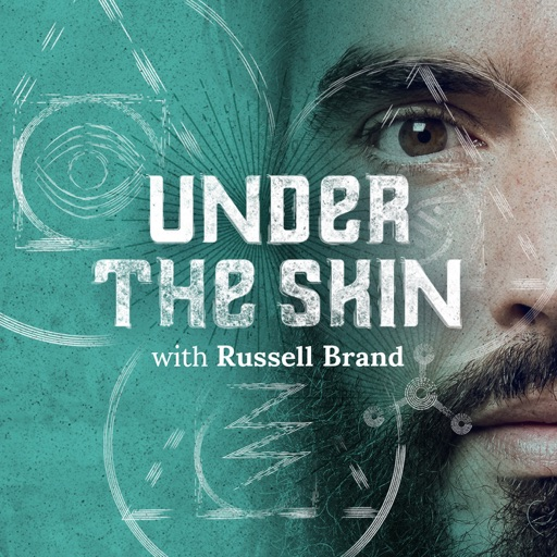 Cover image of Under The Skin with Russell Brand