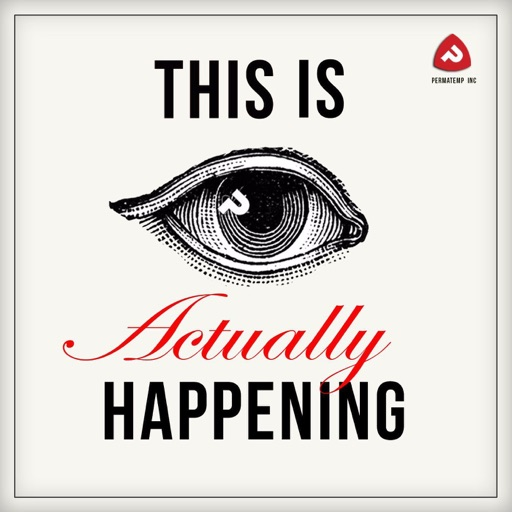 Cover image of This Is Actually Happening
