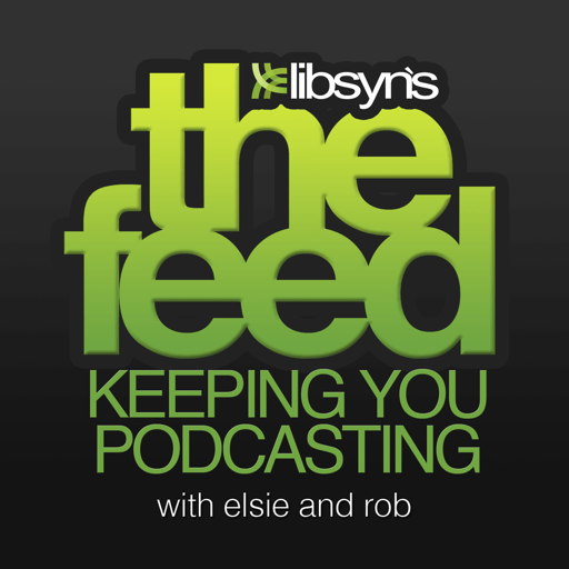 Cover image of The Feed The Official Libsyn Podcast