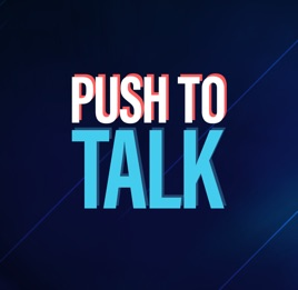 Push to Talk on Apple Podcasts