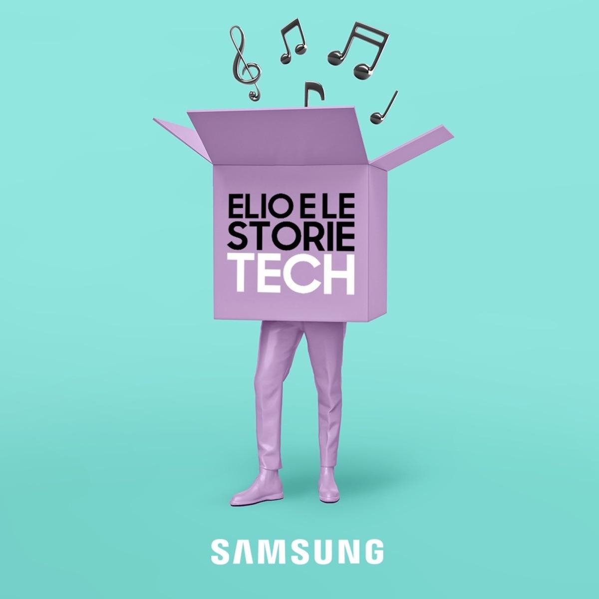 Elio e le Storie Tech