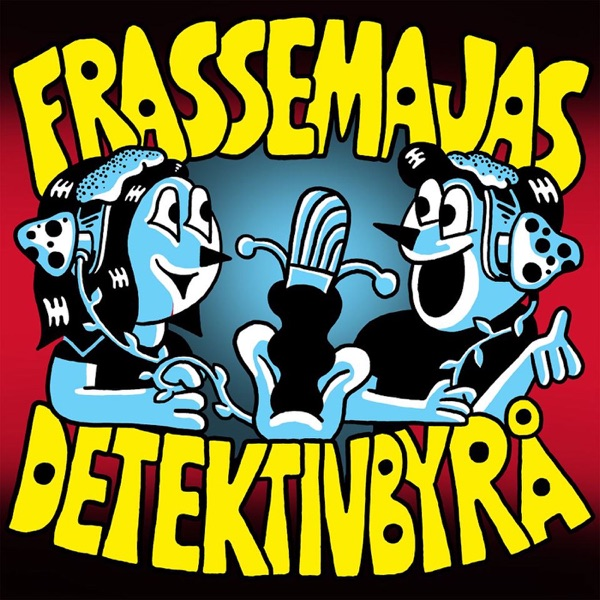 FrasseMajas Detektivbyrå