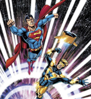 Blue and Gold - A Superman and Booster Gold Podcast podcast