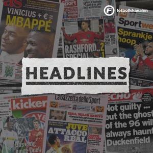 Fotbollskanalen Headlines