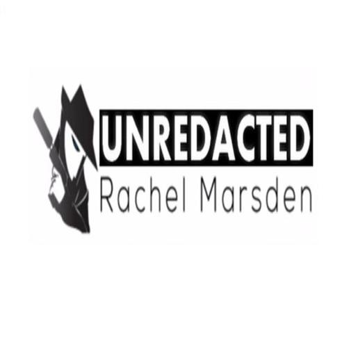 Cover image of UNREDACTED with Rachel Marsden