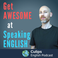 Podcast cover art for Casual English lessons