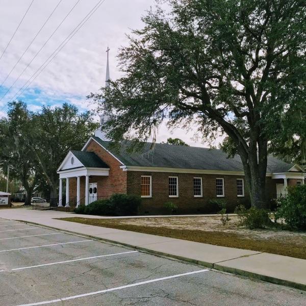 Hopewell First Baptist Church