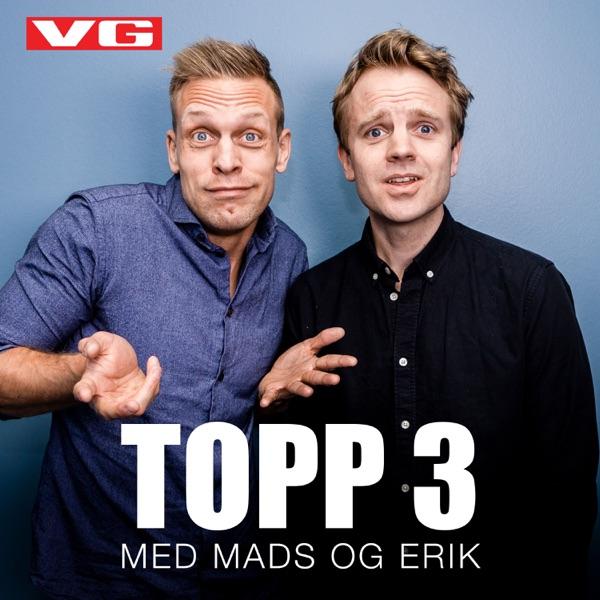 Topp 3 med Mads og Erik