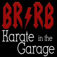 Karate in the Garage podcast