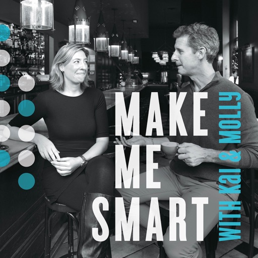 Cover image of Make Me Smart with Kai and Molly