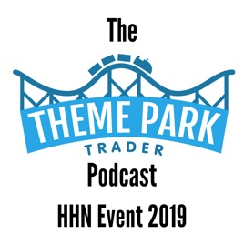 Halloween Horror Nights 2019 Poster.The Theme Park Trader Podcast Halloween Horror Nights 2019