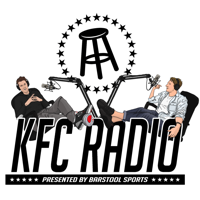 Podcast cover art for KFC Radio