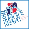 Sip. Survive. Repeat. artwork