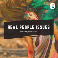 Real People Issues podcast